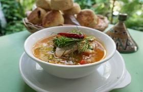 Best Tom Yum Soup in Hua Hin