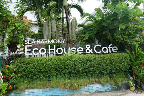 sea harmony sign hua hin front